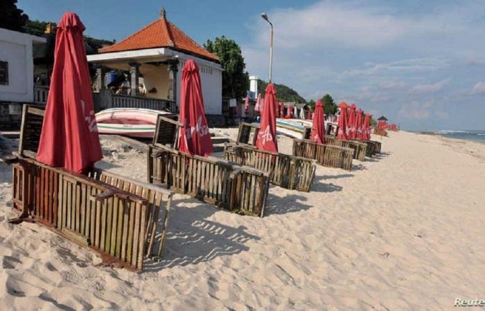 السفر إلى جزيرة بالي ممنوع حتى 2021