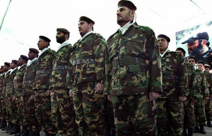 """""""الحزب"""" شيع أحد عناصره في دير الزهراني (صورة)"""