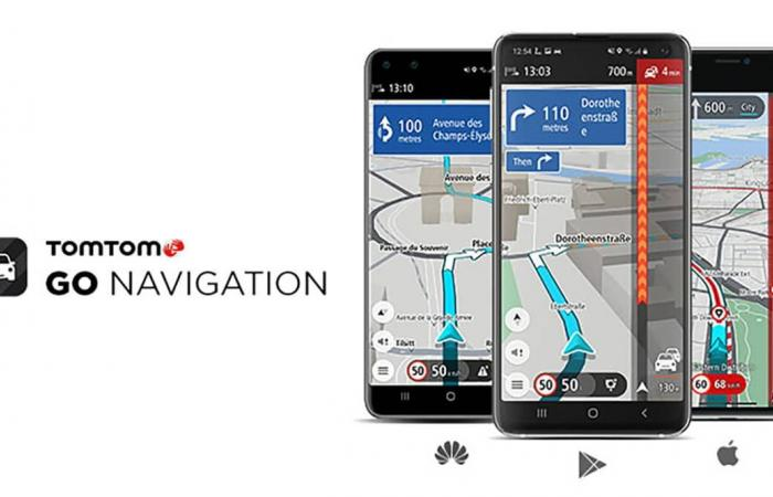 TomTom تطلق تطبيقًا للخرائط لهواتف هواوي المحرومة من خرائط جوجل