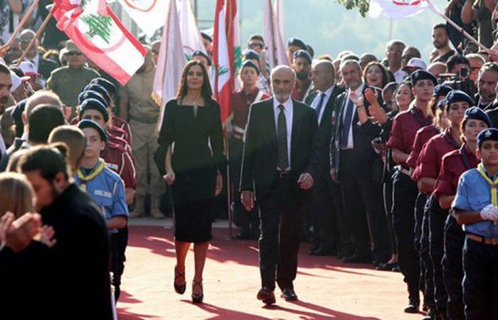 """أيلول الشهداء… """"لا"""" جعجع في وجه حافظ الأسد حاضرة دائماً"""