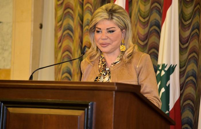 شدياق: من ينكّد على الناس فرحتهم هو أول من أفلس لبنان