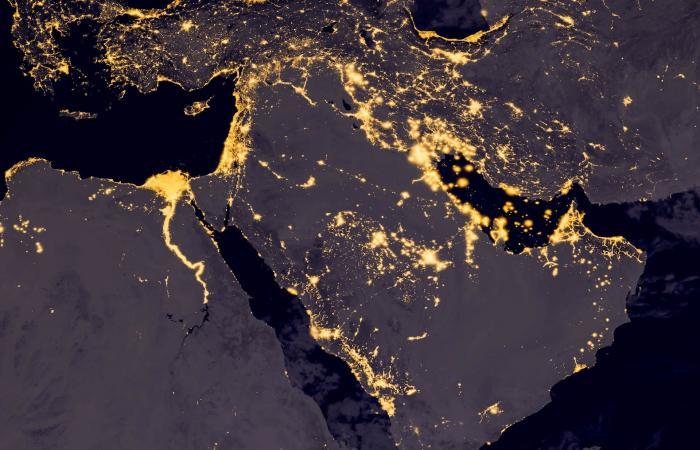 ثانوس يصيب مؤسسات حكومية في الشرق الأوسط