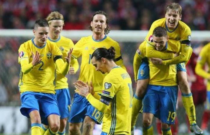 إبراهيموفيتش ينتقد السويد بعد خسارة فرنسا