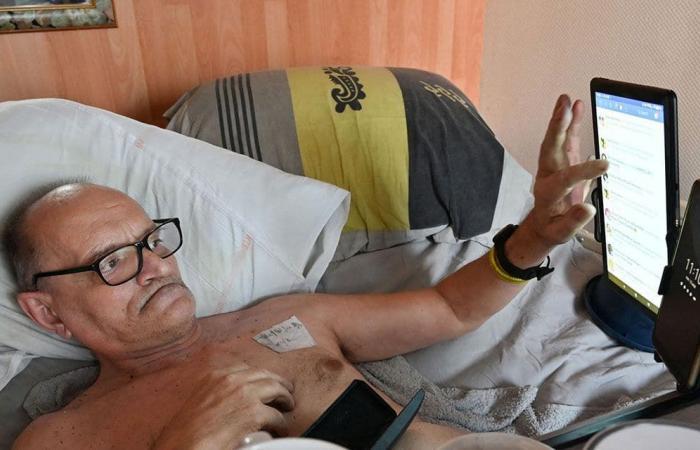 فيسبوك يمنع فرنسيًا يعاني من مرض عضال من بث موته مباشرةً