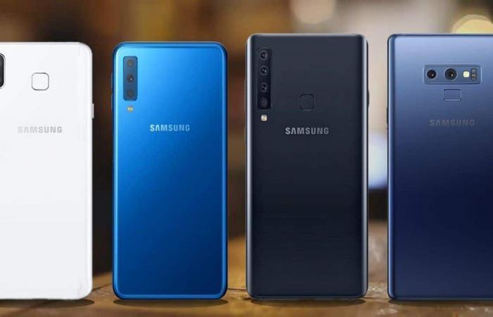 سامسونج في طريقها للحفاظ على صدارة سوق الهواتف في 2020