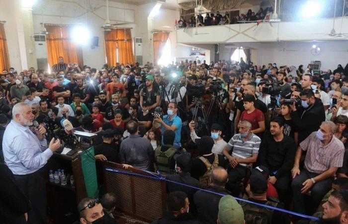هنيّة والخروق السيادية… يُغازل في فلسطين ويُنازل من لبنان