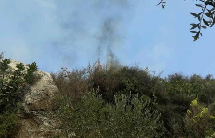إخماد 5 حرائق في بلدات عكارية