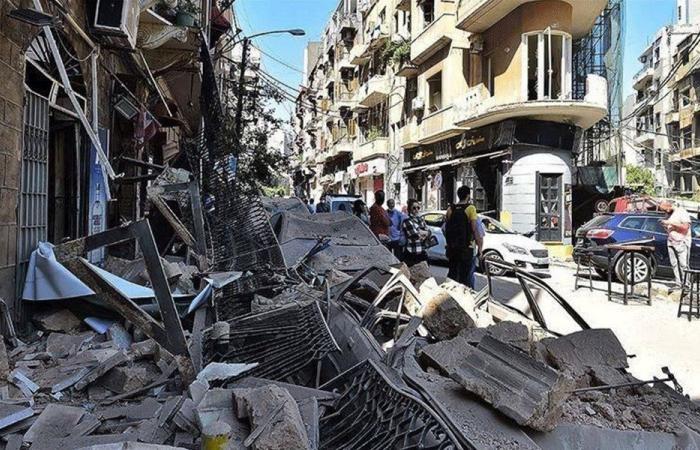 الجيش: مسح حوالي 6100 وحدة سكنية متضررة