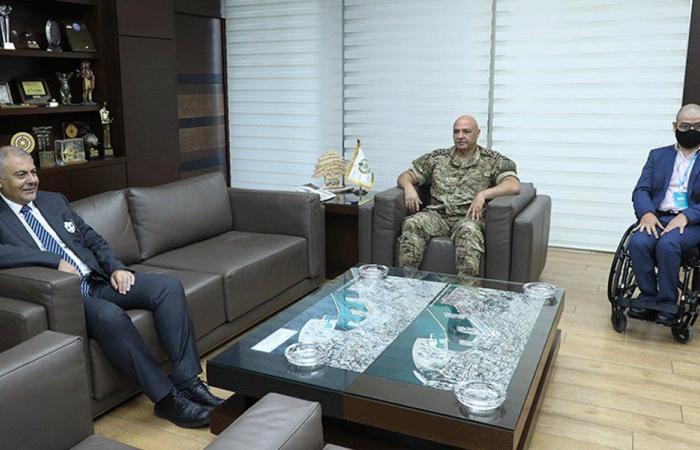 قائد الجيش التقى محافظ بيروت.. وهذا ما بحثاه