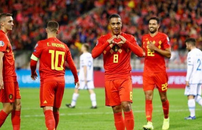 """فحص جميع أفراد منتخب بلجيكا بعد إصابة لاعب بـ""""كورونا"""""""