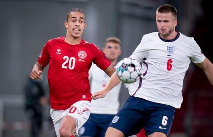 إنجلترا تتعادل مع الدنمارك.. وبلجيكا تقسو على أيسلندا