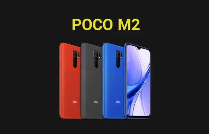 إطلاق هاتف POCO M2 بسعر 150 دولارًا