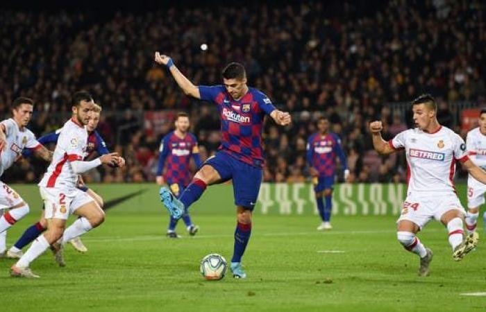 سواريز مودعاً برشلونة بالدموع: أرحل بفخر كثالث هداف تاريخي