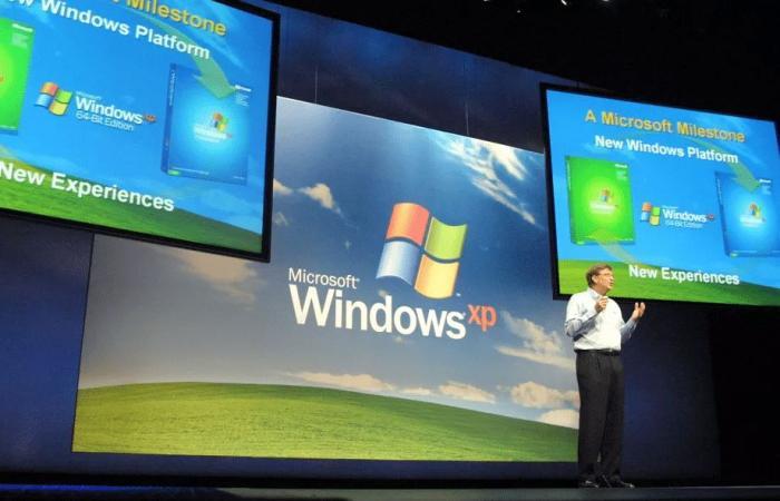 تسريب الشفرة المصدرية لنظام ويندوز إكس بي من مايكروسوفت