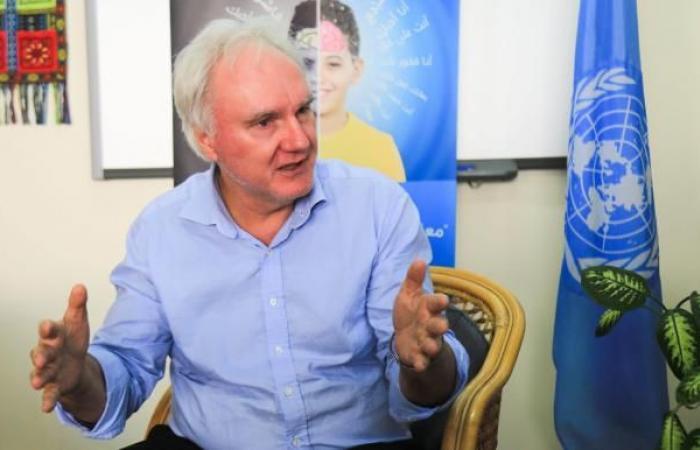 مدير أونروا في غزة: لن أستقيل تحت الضغط... والوكالة لن تغلق أبوابها