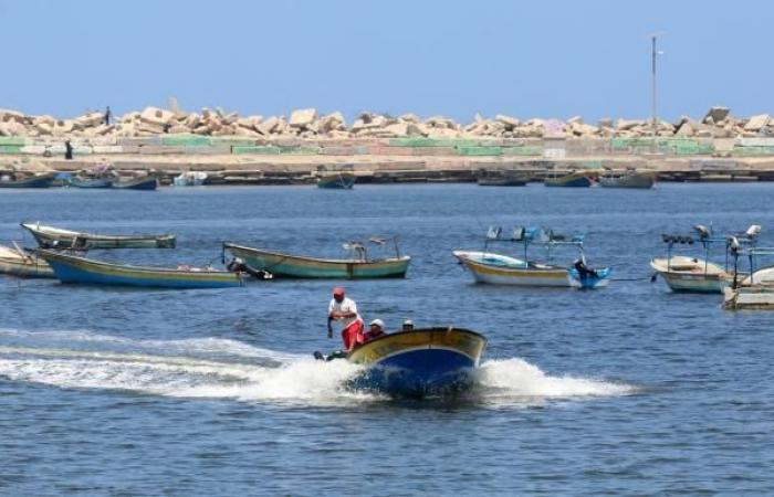 صيادو غزة ضحايا نيران الاحتلال الإسرائيلي ومصر