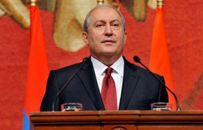 """الرئيس الأرمني: لن نسمح بـ""""إبادة جديدة"""""""
