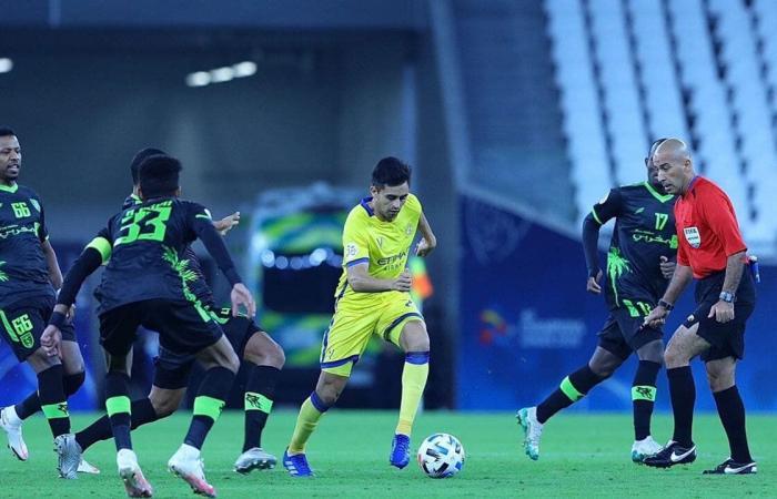 النصر أمام الأندية السعودية خارجياً.. فوز واحد و4 هزائم