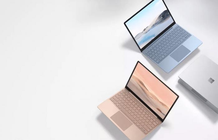 مايكروسوفت تعلن عن حاسوبها الرخيص Surface Laptop Go
