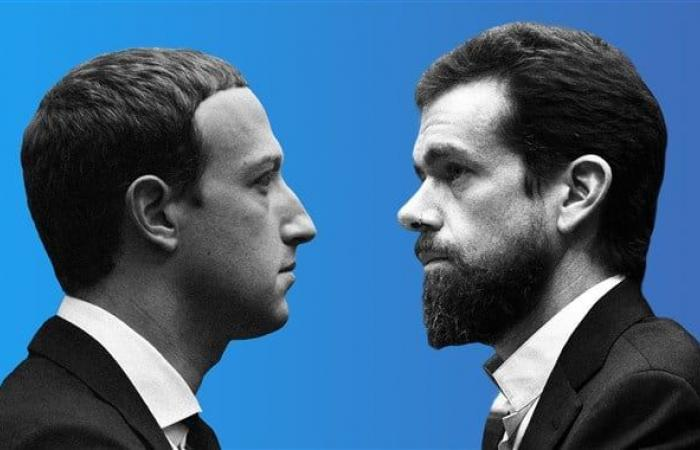 رئيسا فيسبوك وتويتر سيشهدان أمام اللجنة القضائية لمجلس الشيوخ