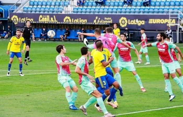 فياريال يهدر فرصة اعتلاء ترتيب الدوري الإسباني
