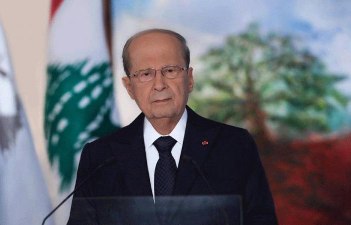 عون معزيًا ماكرون: نقف إلى جانب فرنسا في هذه المحنة