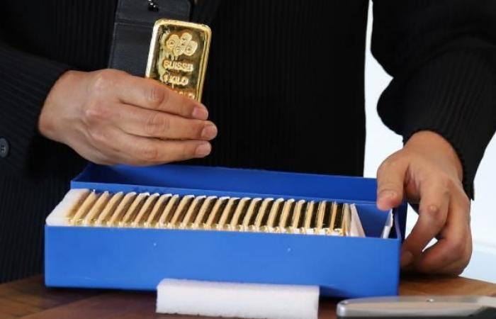 الذهب يقلص خسائره ... والمستثمرون يترقبون الانتخابات