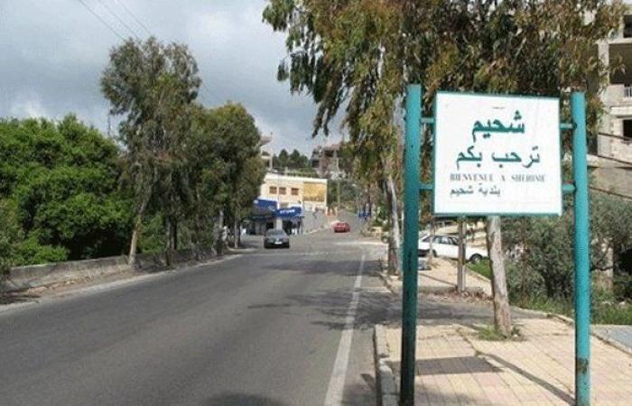 بلدية شحيم: 23 إصابة جديدة بكورونا