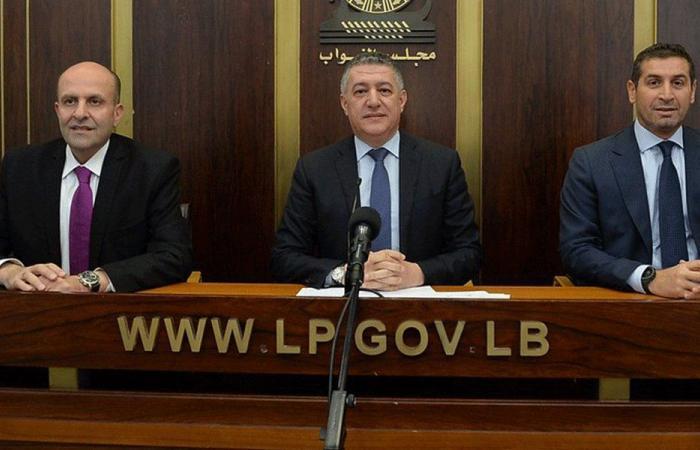 """""""لبنان القوي"""" تقدم باقتراح لتحديد مهلة شهر للدعوة للاستشارات النيابية وشهر لتشكيل الحكومة"""