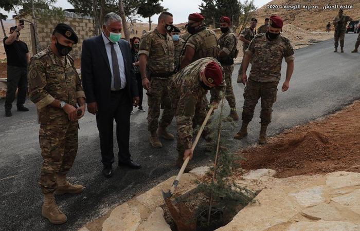 العماد عون: الجيش سيبقى دائمًا على عهده في حماية جميع المواطنين