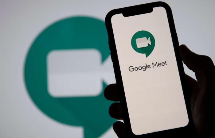 جوجل ميت تدعم الخلفيات المخصصة في مكالمات الفيديو
