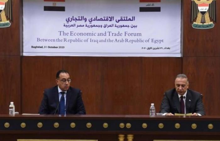 مصر تتفق مع العراق على مشروعات إعادة إعمار مقابل النفط
