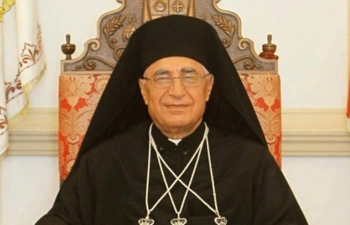 العبسي: لن نرضى بحكومة تتمثل فيها طائفة الكاثوليك بوزير واحد
