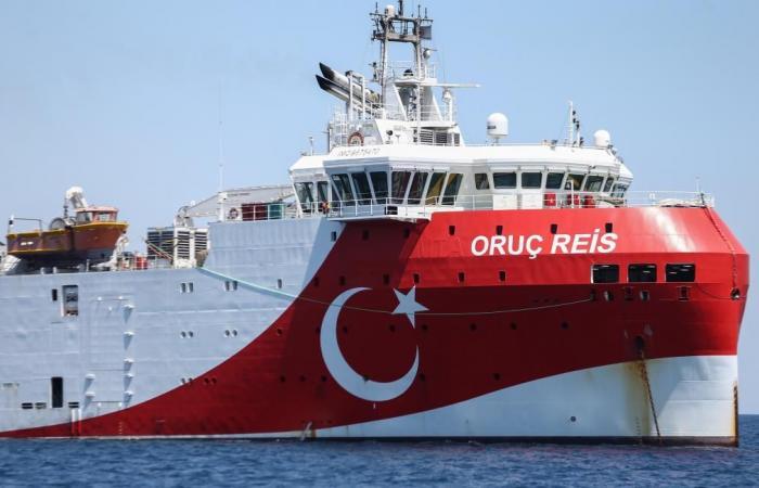 تركيا تمدد عمل سفينة الريس عروج للتنقيب شرق المتوسط حتى منتصف نوفمبر