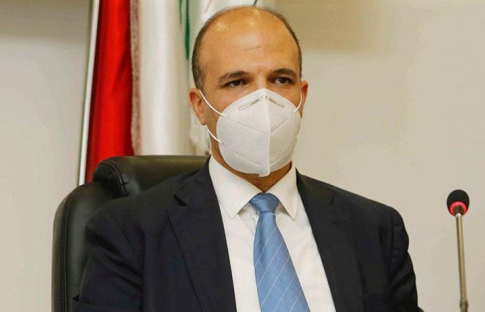 وزير الصحة: لإقفال عام لمدة أربعة أسابيع