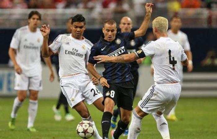 ريال مدريد يصطدم بإنتر في مواجهة الهروب من الضغوط