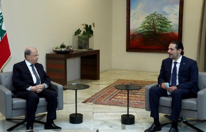 مشاورات تأليف الحكومة اللبنانية متوقفة وتدور في حلقة مفرغة