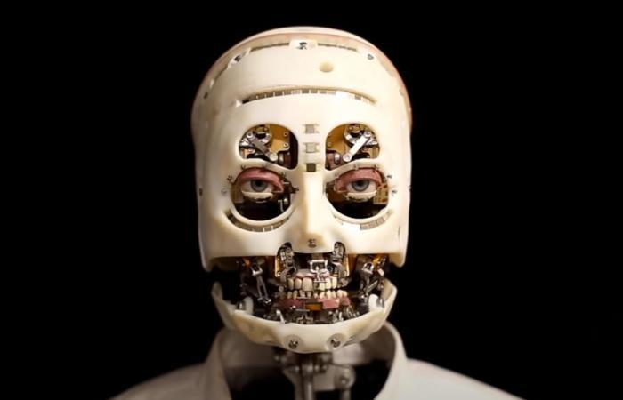ديزني تطور روبوتًا يمكنه أن يرمش مثل الإنسان
