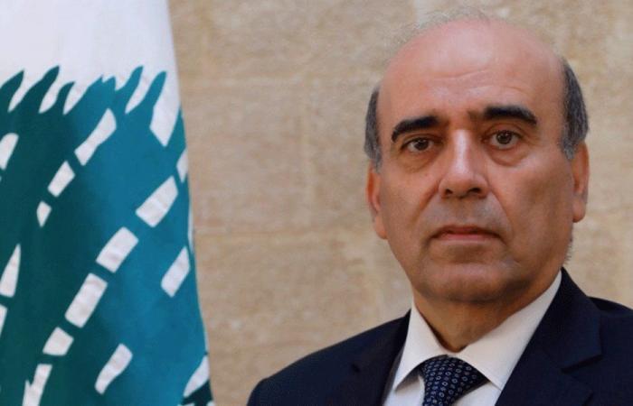 وهبه عرض وسفراء دول أميركا اللاتينية سبل دعم لبنان