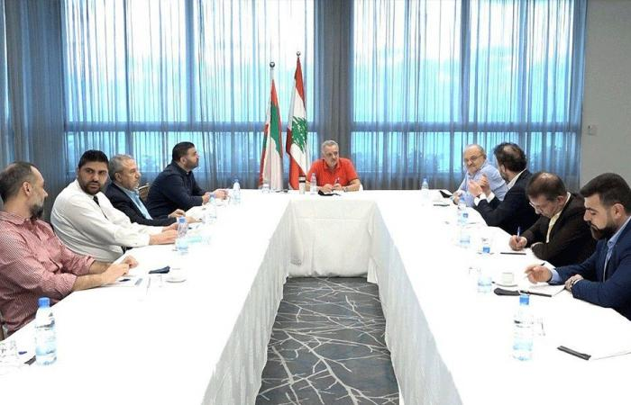الديمقراطي اللبناني: نرفض الإجحاف بحق الدروز