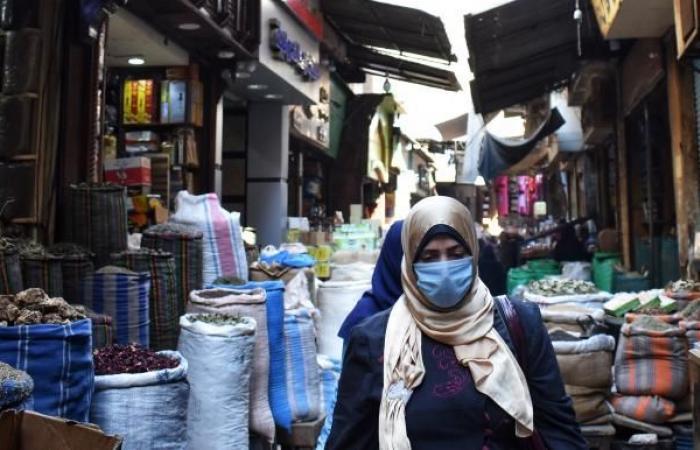 مجلس الوزراء المصري يناقش قانون غلق المحال التجارية ليلاً