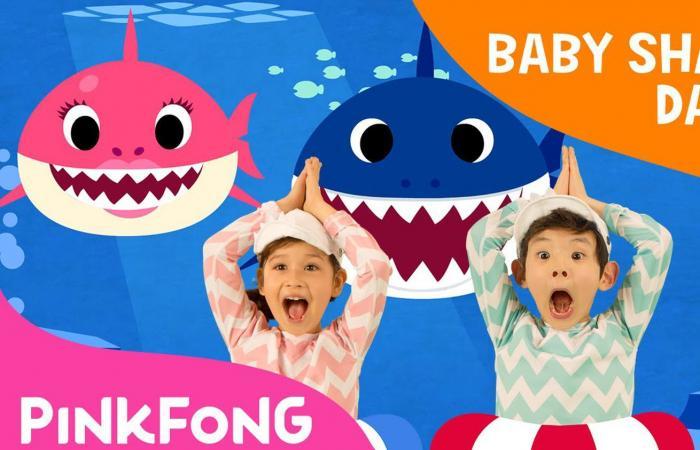 Baby Shark أصبحت فيديو يوتيوب الأكثر مشاهدة