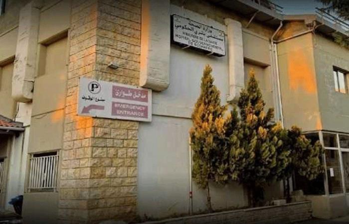 """مستشفى بشري: 11 إصابة جديدة بـ""""كورونا"""""""