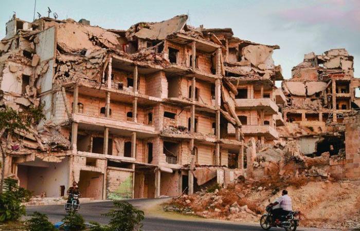 مقتل 7 مدنيين بقصف لقوات النظام في إدلب