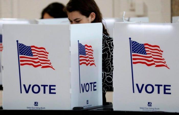 مقاطعة أميركية تصوت دائماً للفائز