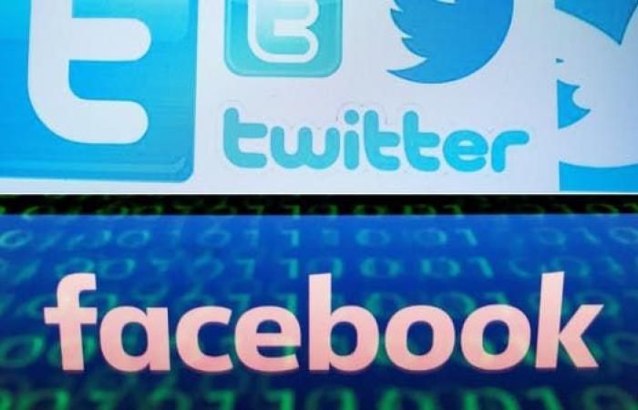تضليل وتوجيه.. فيسبوك وتويتر يعلقان آلاف الحسابات