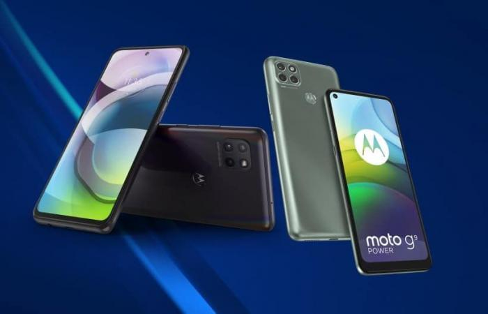 موتورولا تعلن عن هاتفي Moto G9 Power و Moto G 5G