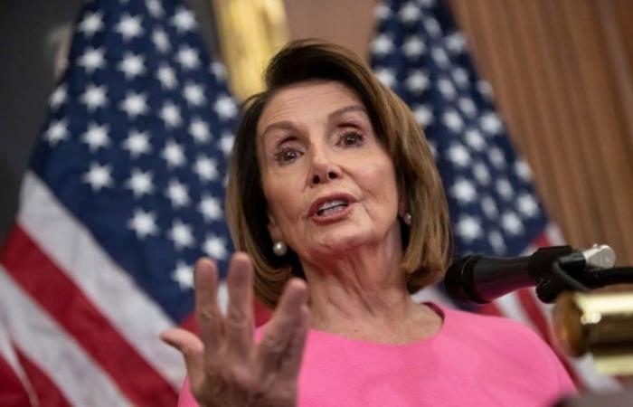 نانسي بيلوسي: بايدن الرئيس المنتخب