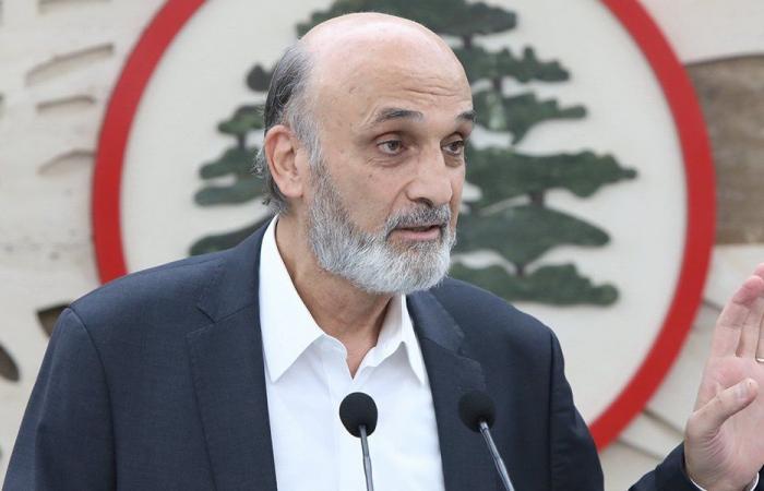 جعجع: مسؤولون عن وصول عون لكننا غير مسؤولين أبدًا عن تصرفاته