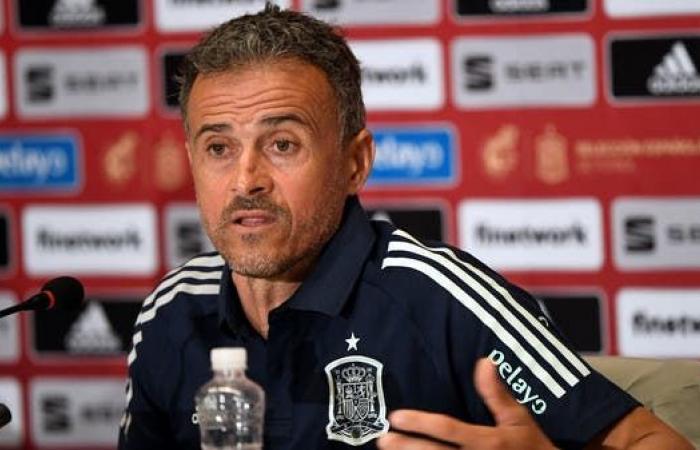 إنريكي يعيد موراتا وكوكي إلى قائمة منتخب إسبانيا